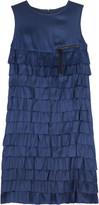 Lois tiered dress