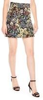 Sandro Women's Dariane Floral Print Skirt