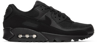 Nike Black Air Max 90 Sneakers