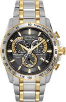 Citizen Eco-Drive Mens Perpetual Calendar Watch AT4004-52E