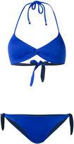 Polo Ralph Lauren halter neck bikini - women - Nylon/Spandex/Elastane - XS