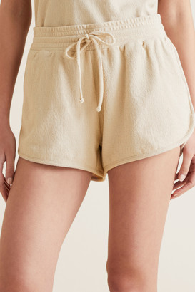 Seed Heritage Textured Jersey Short