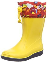 Romika Unisex Kids' Lotti Unlined Rubber Boots Half Shaft Boots & Bootees Yellow Size: