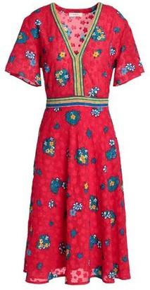 BA&SH Knee-length dress