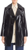 Simon Miller Bowa Double Breasted Leather Jacket