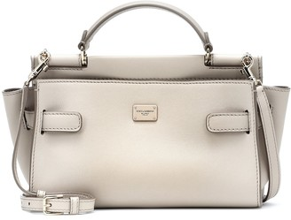 Dolce & Gabbana Sicily Soft leather crossbody bag