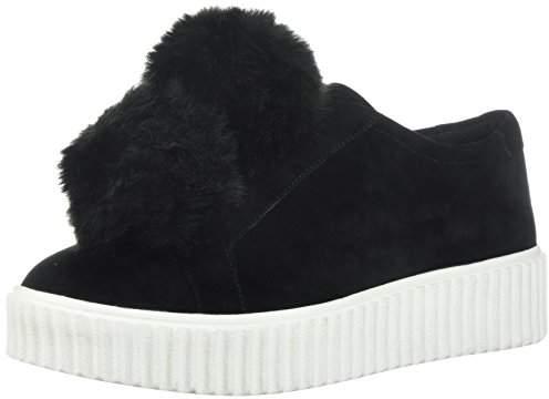 f13e89ebeb9d2 Amazon Brand - The Fix Women's Talon Slip-on Poms Fashion Sneaker