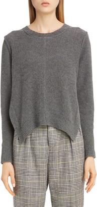 Isabel Marant Side Slit Cashmere Sweater