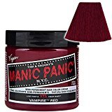 Manic Panic Classic Semi-Permanent Hair Dye 118ml (Pillarbox Red) by