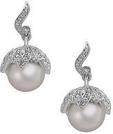 Nina Pearl Drop Earrings