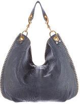 Rebecca Minkoff Grommet-Embellished Leather Hobo