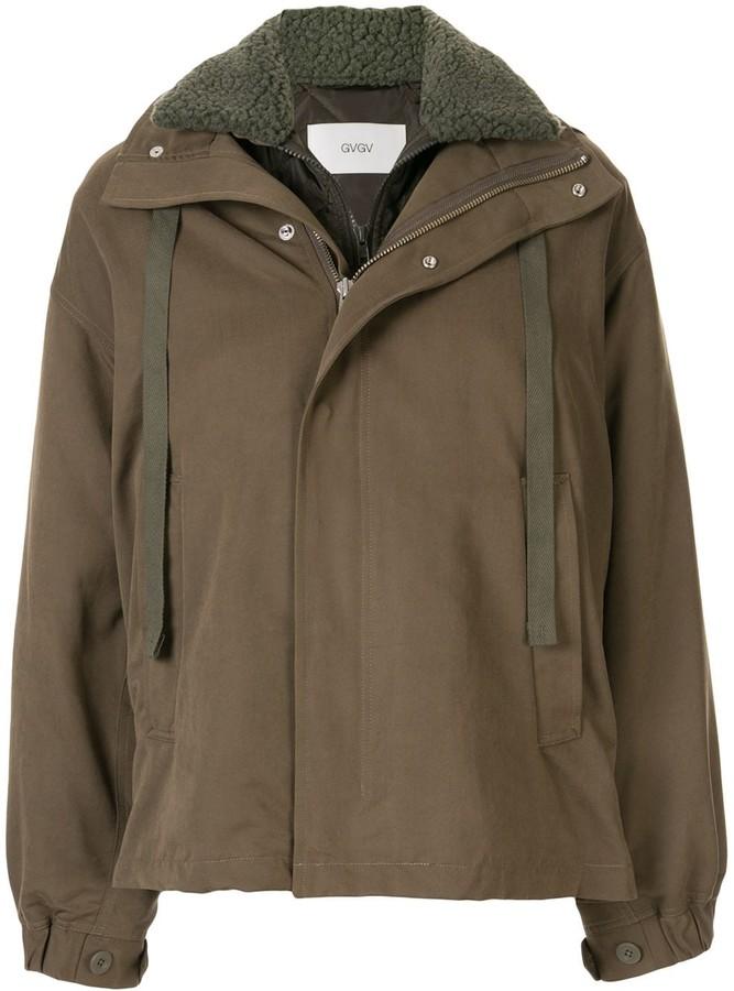 G.V.G.V. Layered Utility Jacket