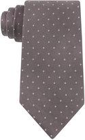 Calvin Klein Men's Micro Reflection Square Slim Tie