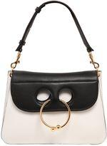 J.W.Anderson Piercing Detail Leather Shoulder Bag