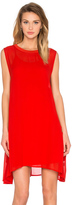 Lacausa Sleeveless Mini w/ Slip