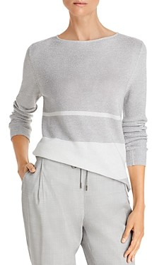 Fabiana Filippi Color Blocked Sweater