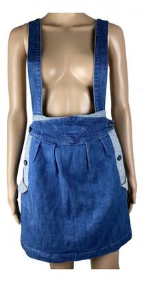 Sass & Bide Blue Cotton Skirts