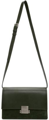 Saint Laurent Green Medium Bellechasse Bag