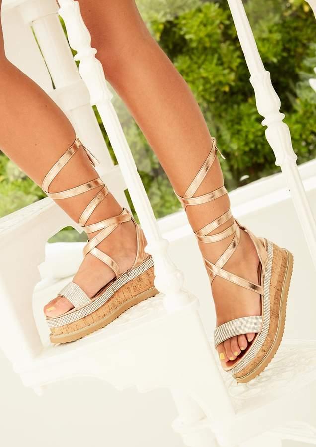 85e2fecfa8fe Missy Empire Pink Shoes For Women - ShopStyle UK