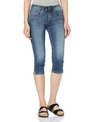 Tom Tailor Women's Alexa Capri Slim Jeans,W29