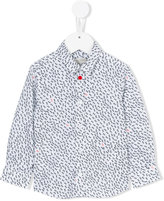 Paul Smith ant print Nael shirt - kids - Cotton - 24 mth