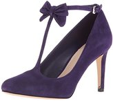 Nine West Women's Hollison Suede Dress Pump