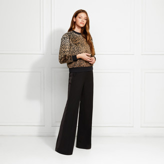 Rachel Zoe EXCLUSIVE Cole Wide-Leg Trousers