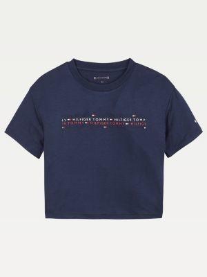 Tommy Hilfiger Boxy Viscose Blend T-Shirt