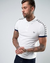 Fred Perry Sports Authentic Polo Shirt In Slim Fit