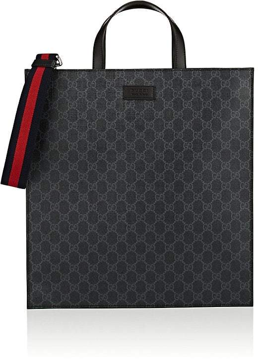 Gucci Men's GG Supreme Tote Bag