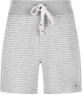 Tommy Hilfiger Track Stripe Shorts Grey