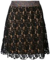 Ash Jim A-line skirt