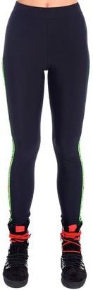 GCDS Side-Stripe Sports Leggings