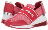MICHAEL Michael Kors Felix Trainer Extreme (Bright Red) Women's Shoes