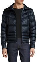 Moncler Canmore Stand Collar Puffer Jacket