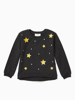 Kate Spade Girls star sweatshirt