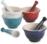Le Creuset 10 oz. Stoneware Mortar and Pestle
