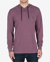 Volcom Men's Murphy Thermal Hooded Knit