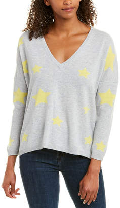 Brodie Cashmere Stars And Back Sweater