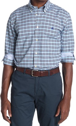 Brooks Brothers Plaid Sport Fit Shirt
