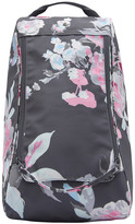 Joules Welland Printed Canvas Welly Bag - Grey Beau Bloom