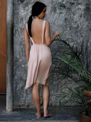Nightswim Piedra Slip Dress