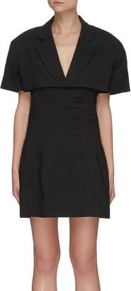 Jacquemus 'La Robe Gardian' layered jacket dress