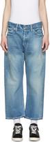 Chimala Blue Selvedge Vintage Baggy Jeans