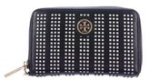 Tory Burch Perforated Leather Wallet