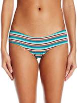 O'Neill Women's Sea Stripe Hipster Bikini Bottom