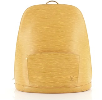 Louis Vuitton Gobelins Backpack Epi Leather