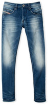 Diesel Boys 8-20) Regular Slim Tapered Jeans