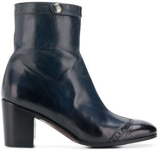 Alberto Fasciani Windy heeled ankle boots