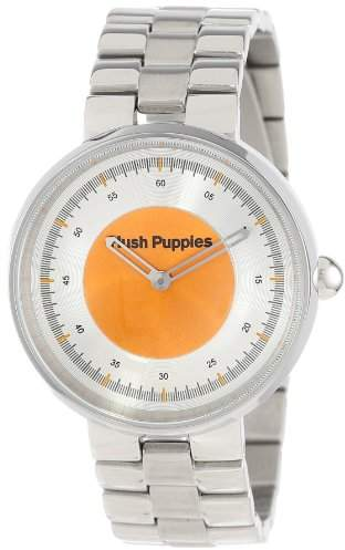 Hush Puppies Women's HP.3762L.1518 Freestyle Round Polished Stainless Steel Case Bracelet Watch